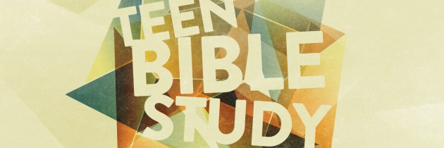 Revised bible teen study