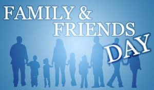 Family & Friend Day
