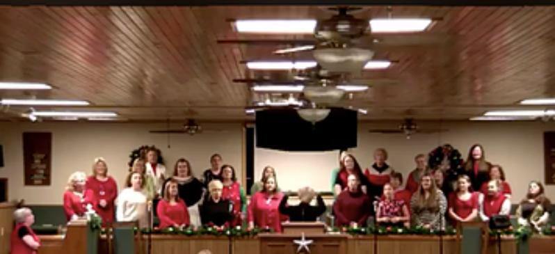 Victory Baptist Church Ladies Choir
